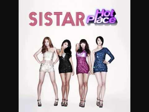 SISTAR - Hot Place feat. Brave Sound