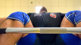 Рывок с подставки Уход в ножницы Тяжелая атлетика