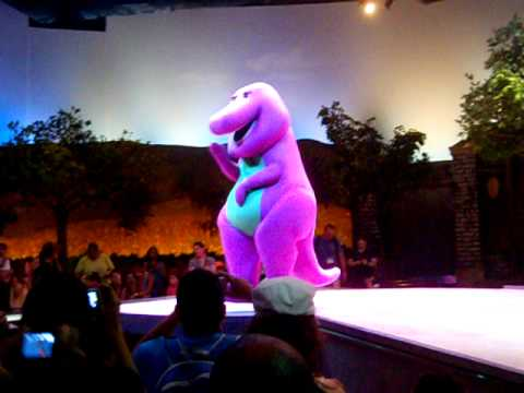 Barney Show at Universal Studios