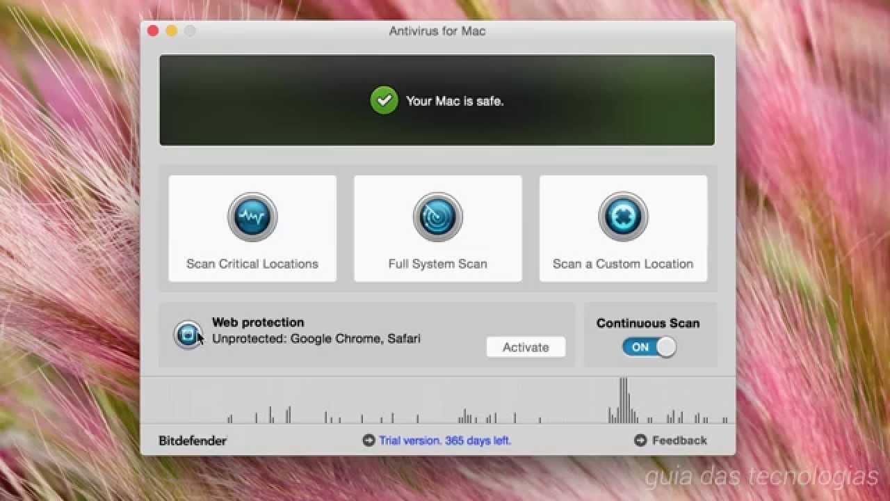 Bitdefender Antivirus For Mac Serial
