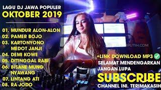 Download lagu DJ LAGU JAWA TERBARU | LINTANG ATI | MUNDUR ALON ALON | KARTONYONO MEDOT JANJI (REMIX SLOW 2019)