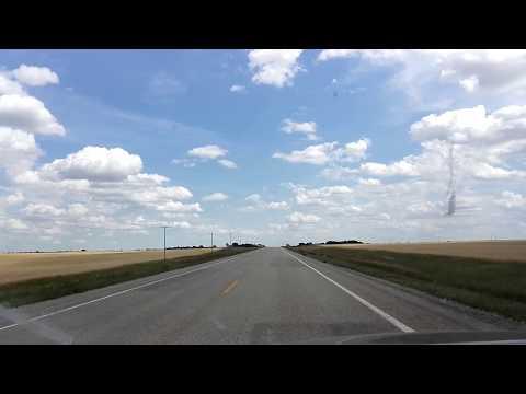 Prairie driving (North Dakota) | August 2017 | Summer time