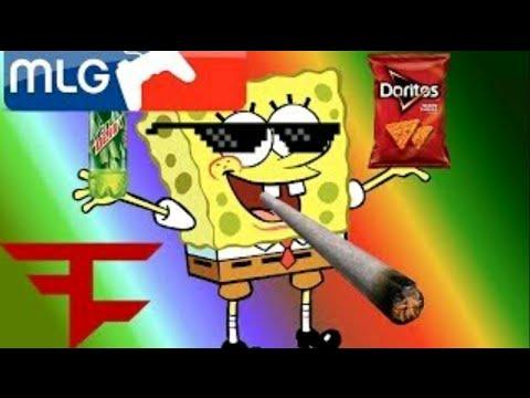 MLG SpongeBob SquarePants