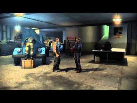 Новый Союз трейлер -#1 - анонс игры (2013,RPG,S.T.A.L.K.E.R,1С,Fallout)