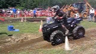 Brute force 1000 QuadExpert at Danford Mud Race