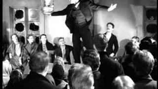 Punainen viiva (1959) - sos.dem agitaattori Puntarpään palopuhe osa 2/2