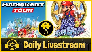 🔴  RANKED CUP Memberboost [Mario Kart Tour] | SUPER MARIO SUNSHINE (120 Shines)