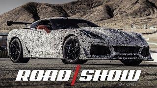 755 HP Corvette ZR1: Our 160 mph first ride