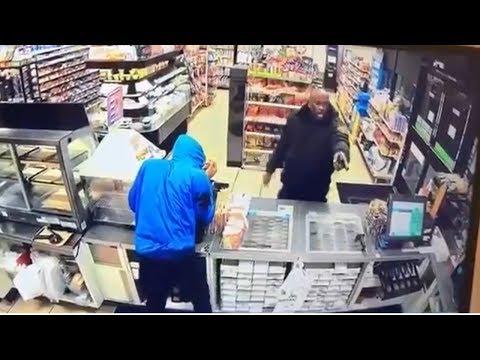 Ving Rhames goes medieval on 7-11 robbers in Compton