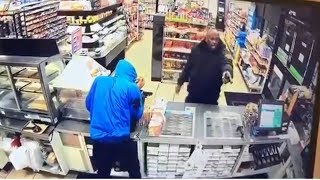 Ving Rhames goes medieval on 7-11 robbers in Compton