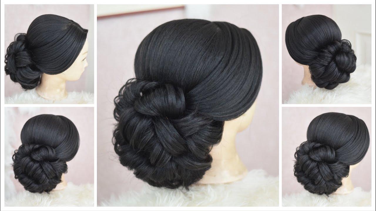 amazing ideas bridal messy-hairstyle
