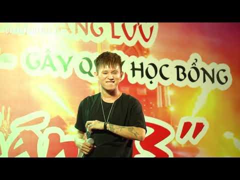 B Ray live Ba Da Bum và Con Trai Cưng cực sung,  flow cực chuẩn