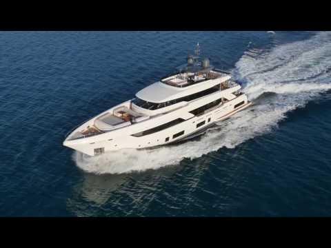 Luxury MegaYacht - Custom Line Navetta 37