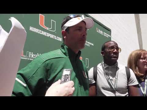Miami Hurricanes offense designed to be sophisticated and fool defenses