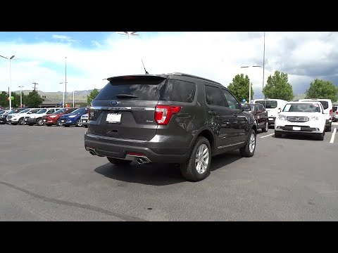 2018 Ford Explorer Salt Lake City, Murray, South Jordan, West Valley City, West Jordan, UT 50784
