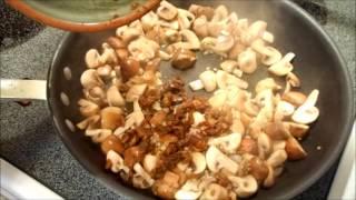 Italian Mushroom Soup