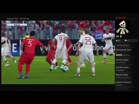 masralarabia's Live PS4 Broadcast Quarter Final