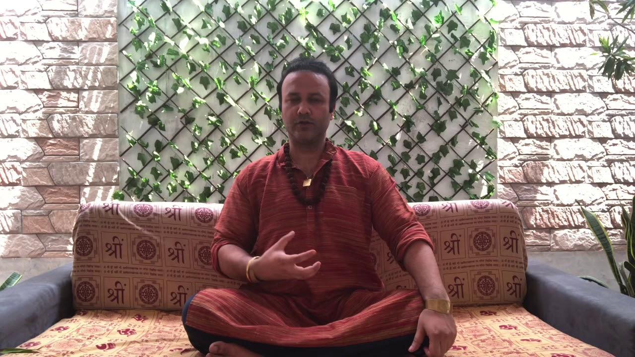 Ashwani Vajroli with Pineal Stimulation - Sexual Health Yoga
