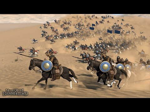 """GETTING PAID In CALRADIA // Mount And Blade II: Bannerlord """"Realistic"""" Campaign"""