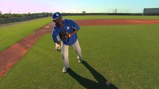 Ground Ball Drills  - Middle Infield Series by IMG Academy Baseball Program (3 of 4)