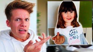 Dieses Kind beleidigt mich