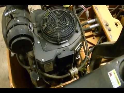 Briggs And Stratton Charging System Wiring Diagram For 700r4 Trans How To Determine Amps Testing The Kohler Engine Regulator Rectifier - Youtube