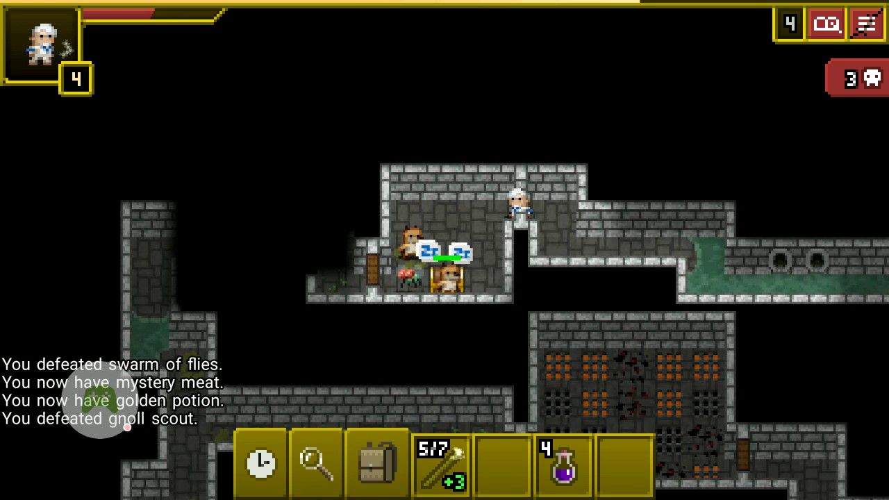 Shattered Pixel Dungeon: Battlemage (Full Game) - YouTube