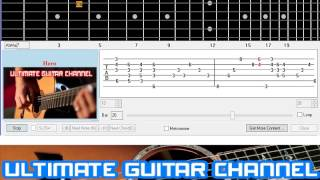 Mariah carey's tune fingerstyle chord melody guitar basic arrangement played in the key of c.--------------------------------you can donate to me via paypal ...