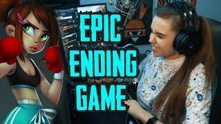 GAME WITH EPIC ENDING