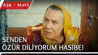 Aşk ve Mavi 33.Bölüm (Yeni Sezon) - Refika, Hasibe'ye yaptıklarına pişman oluyor!