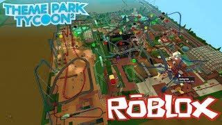 ROBLOX [FR] - Je Visite Vos Parc D'Attractions #1 - THEME PARK TYCOON 2