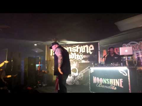"Moonshine Bandits performing ""For The Outlawz"""