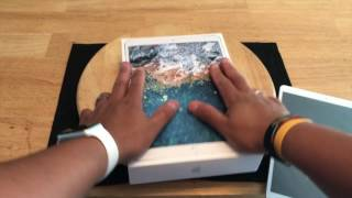Unboxing Apple 10.5‑inch iPad Pro Wi‑Fi 64 GB Silver