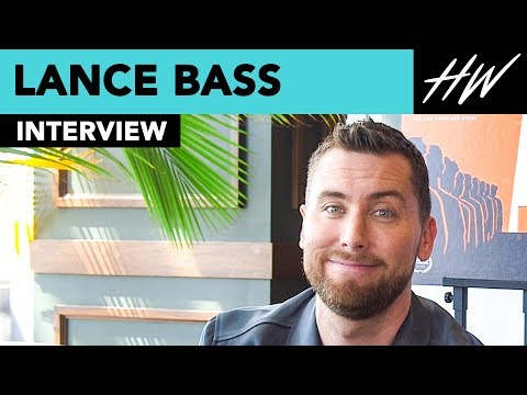 Lance Bass Reveals What Britney Spears Struggled MOST With On Tour With NSYNC | Hollywire