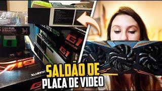 CHERRYGUMMS - SALDÃO DE PLACA VÍDEO + CASA LIMPA