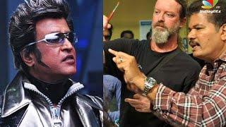 Shankar retains I make up man for Enthiran 2 | Rajini New Movie | Hot Tamil Cinema News