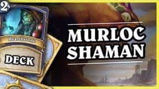 HearthStone: Shaman Murloc Killer Vs Druid , a 10 Min Battle Wow #07