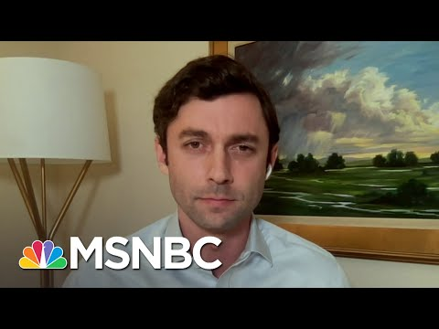 Sen. Ossoff: 'We May Need To Revise The Senate Rules In Order To Govern' | The Last Word | MSNBC