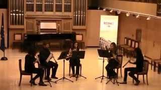 Quinteto de Viento op. 1 - Juan Luis Madrigal