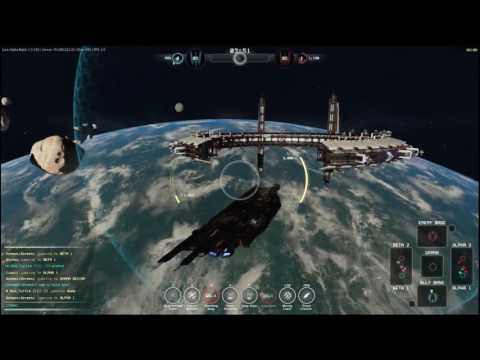 Live Play Fractured Space