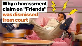 """On the show """"Friends"""", why a harassment claim was dismissed from court   Nell Scovell"""