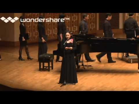 Hong Kong City Choir + Hong Kong City Youth Choir 向大師致敬1  (下半場) 6-4-2014