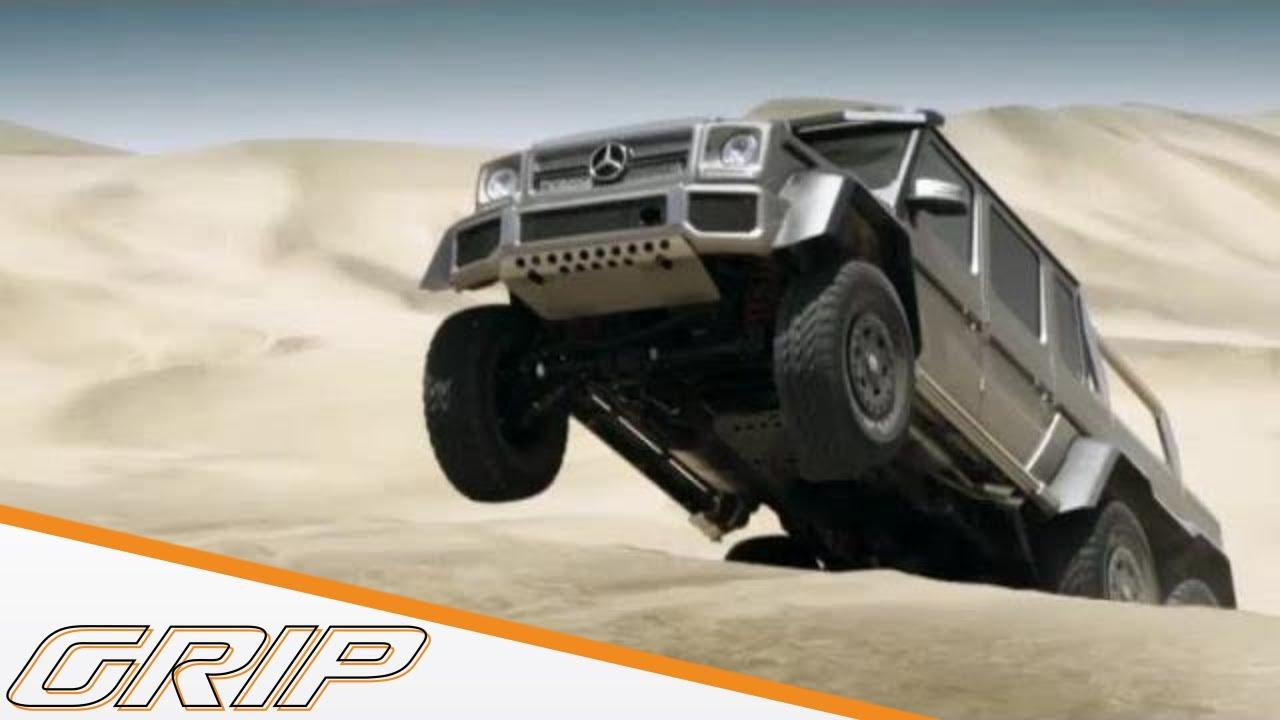 Mercedes G63 AMG 6x6 |GRIP