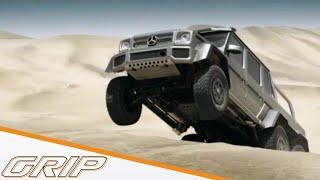 Mercedes G63 AMG 6x6 - GRIP - Folge 262 - RTL2