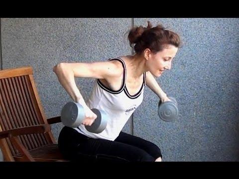ejercicios de musculacion para definir