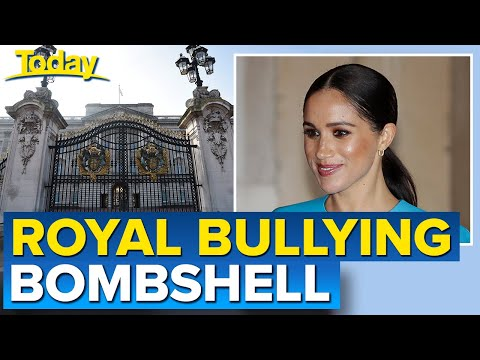 Meghan Markle denies allegations of bullying Palace staff | Today Show Australia