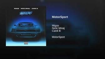 Migos - Motorsport Ft Nicki Minaj & Cardi B [OFFICIAL AUDIO]