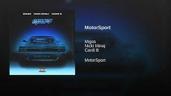 Migos - Motorsport Ft Nicki Minaj & Cardi B [OFFICIAL AUDIO]