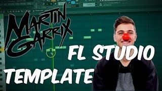 Martin Garrix Style Vocal FLP   FL Studio Template 33