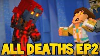 Minecraft Story Mode Season 2 Episode 4 Gameplay Walkthrough Part